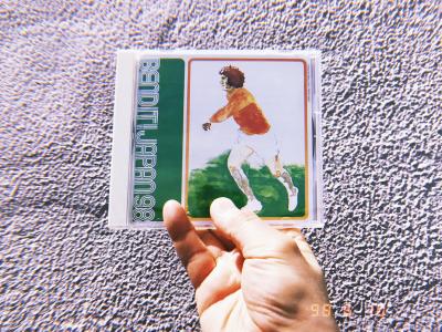 PATE&genta/BEND IT! JAPAN 98
